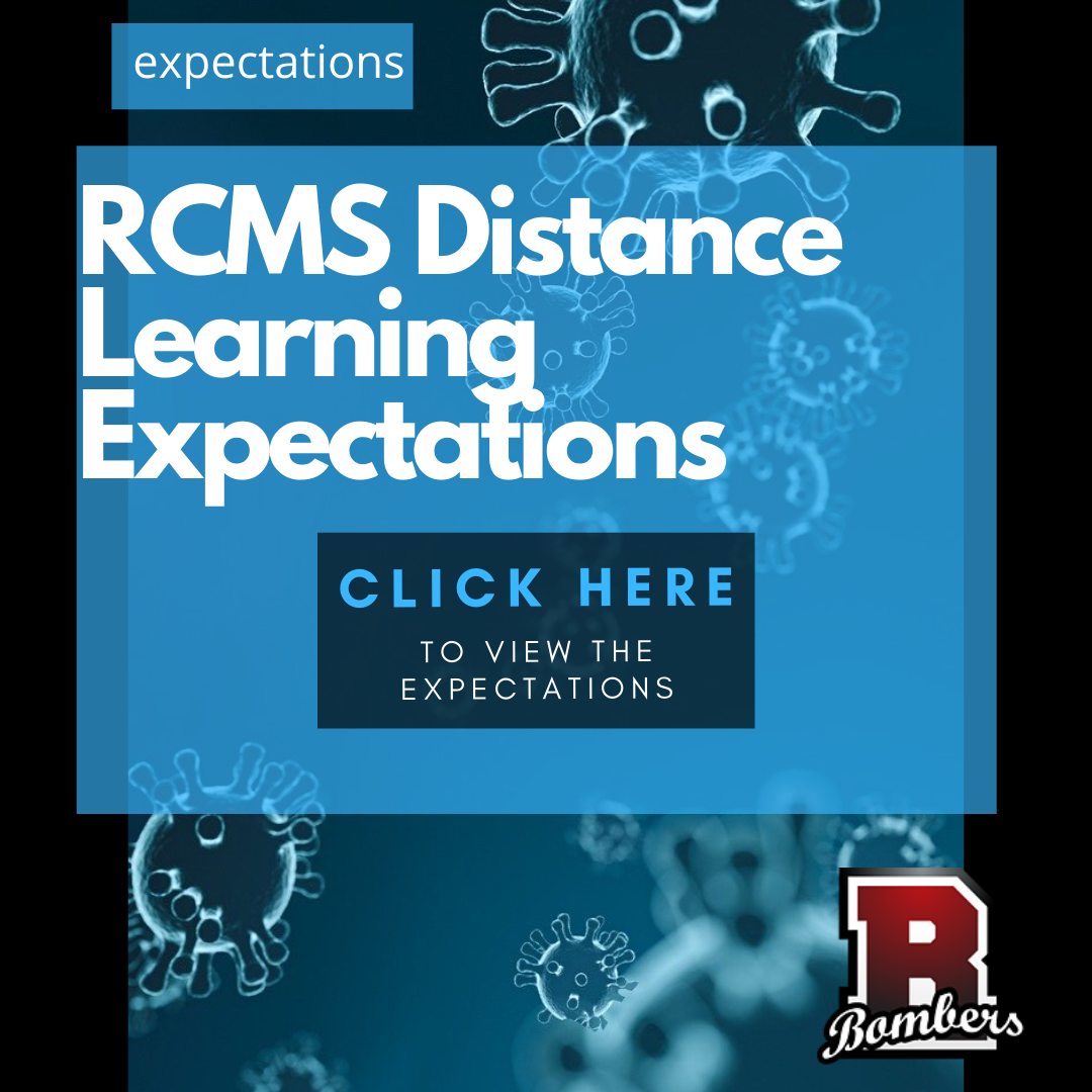 RCMS Distance Learning Expectations